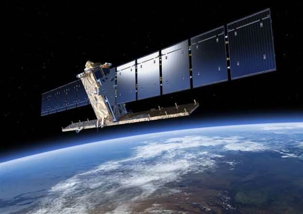 Europe launches first satellite