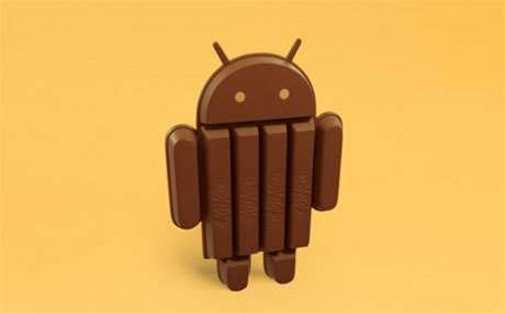 Google's newest OS hits only five percent of devices