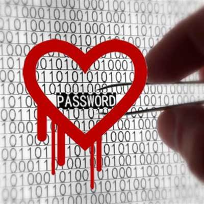 Heartbleed behind massive healthcare data breach