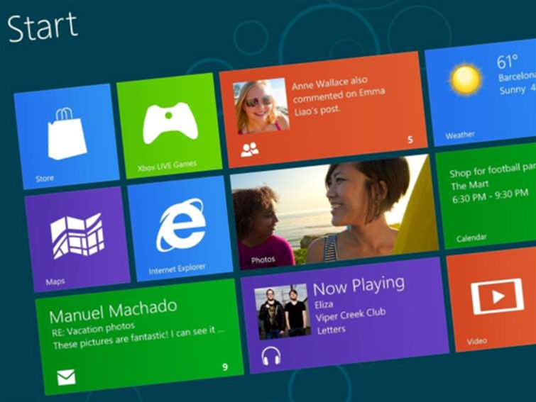 Microsoft shifting to universal apps for Windows