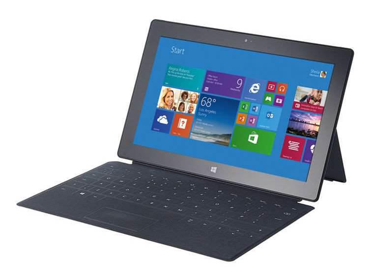Microsoft Surface is still not making money