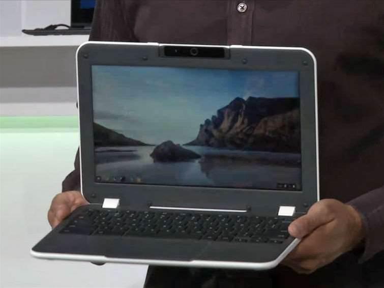 Intel lifts lid on new generation of Chromebooks