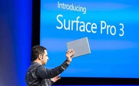 Microsoft Surface Pro 3 to launch in Australia with $979 entry price