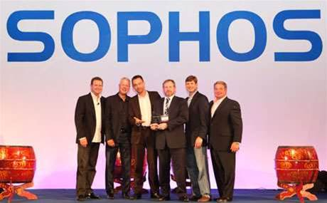 NZ and Sydney firms earn Sophos' praise