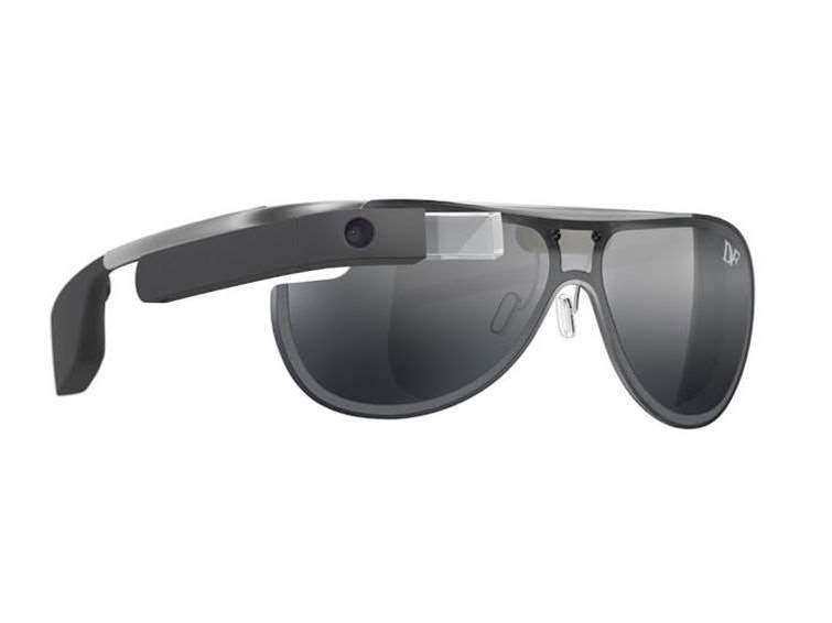 Designer Google Glass headsets revealed