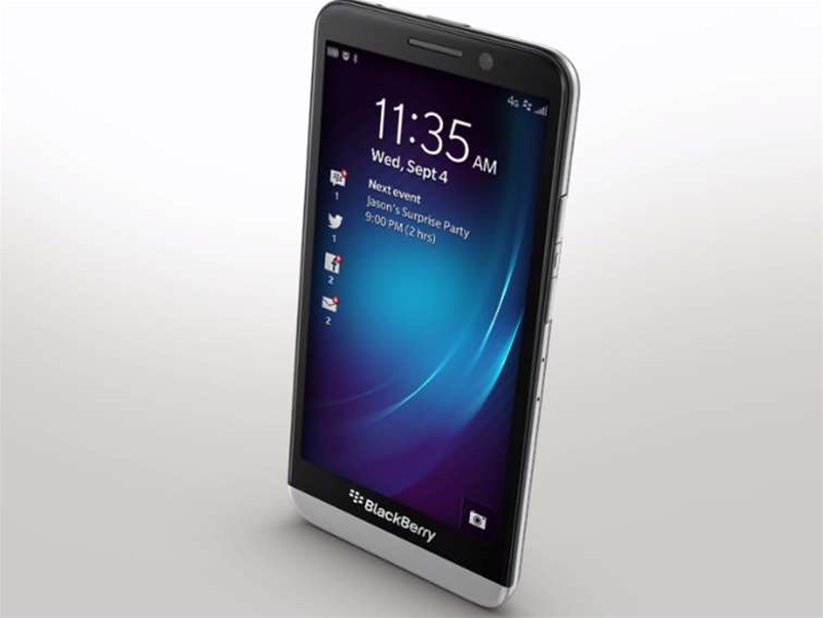 BlackBerry pins hopes on phablet