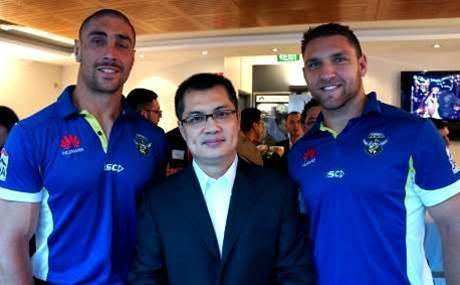 Huawei extends Raiders deal as 'Selfie King' released