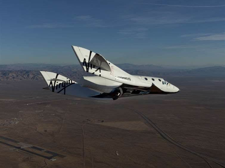 Google looks to the skies with Virgin Galactic