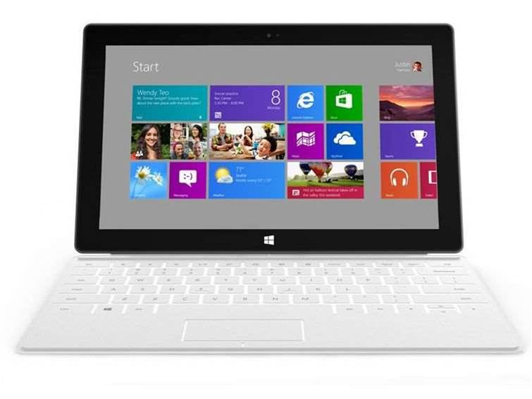 Surface Mini accidentally revealed