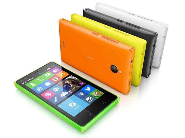 Microsoft's Android smartphone: Nokia X2