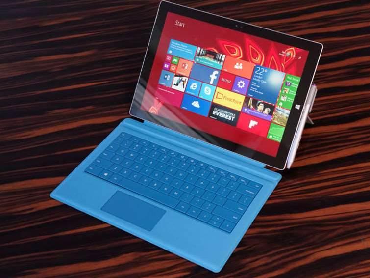 Killing the Surface Mini hit MS revenues