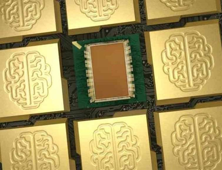 IBM makes neurosynaptic chip with 4,096 cores