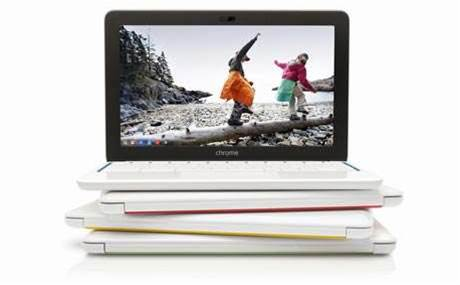 Chromebook sales will triple in next three years