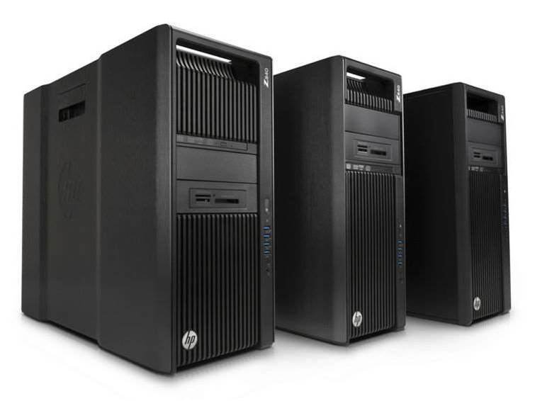 HP turbocharges workstations with Haswell-EP