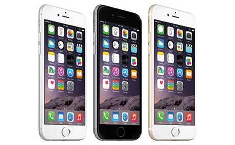 "Apple's iPhone 6 sales ""shatter"" past records"