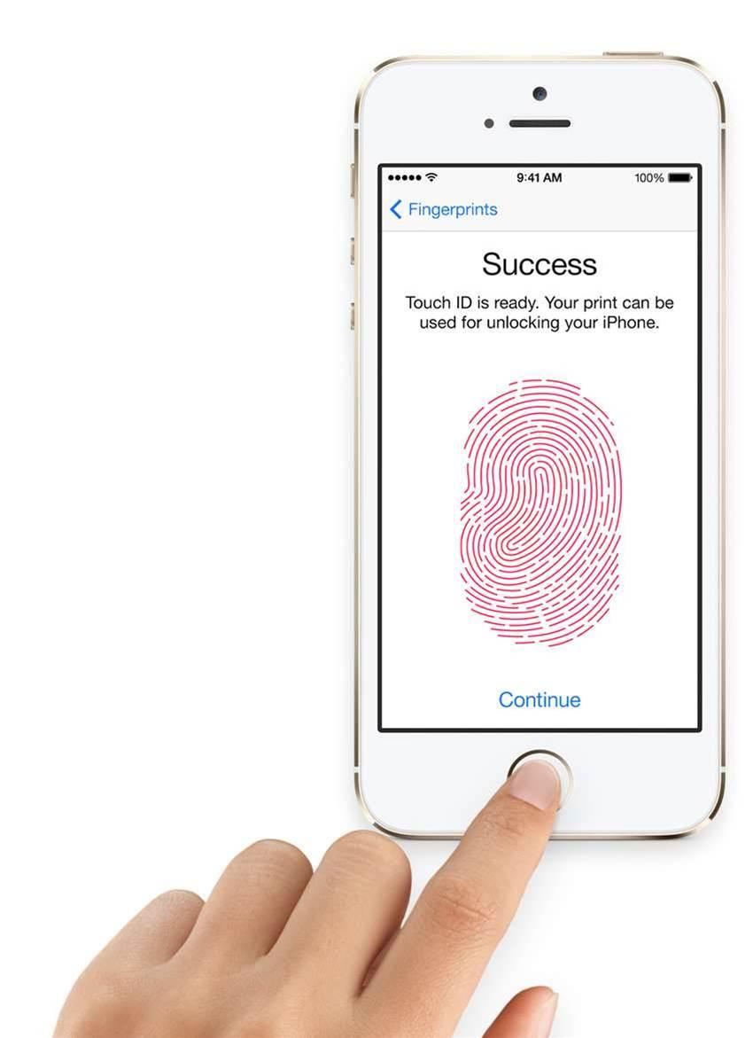 iPhone 6 vulnerable to TouchID fingerprint hack