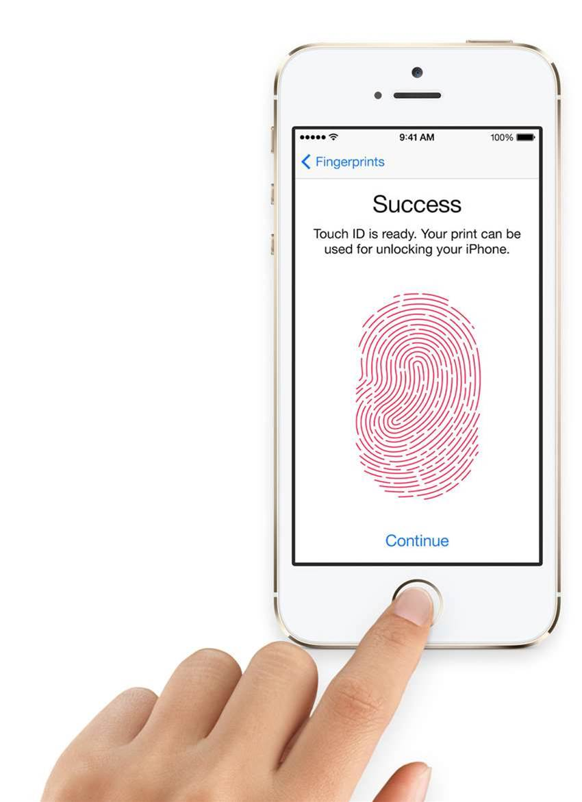iPhone 6 vulnerable to TouchID fingerprint hack
