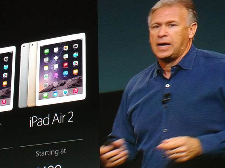Apple reveals new iPads and 5K Retina iMac