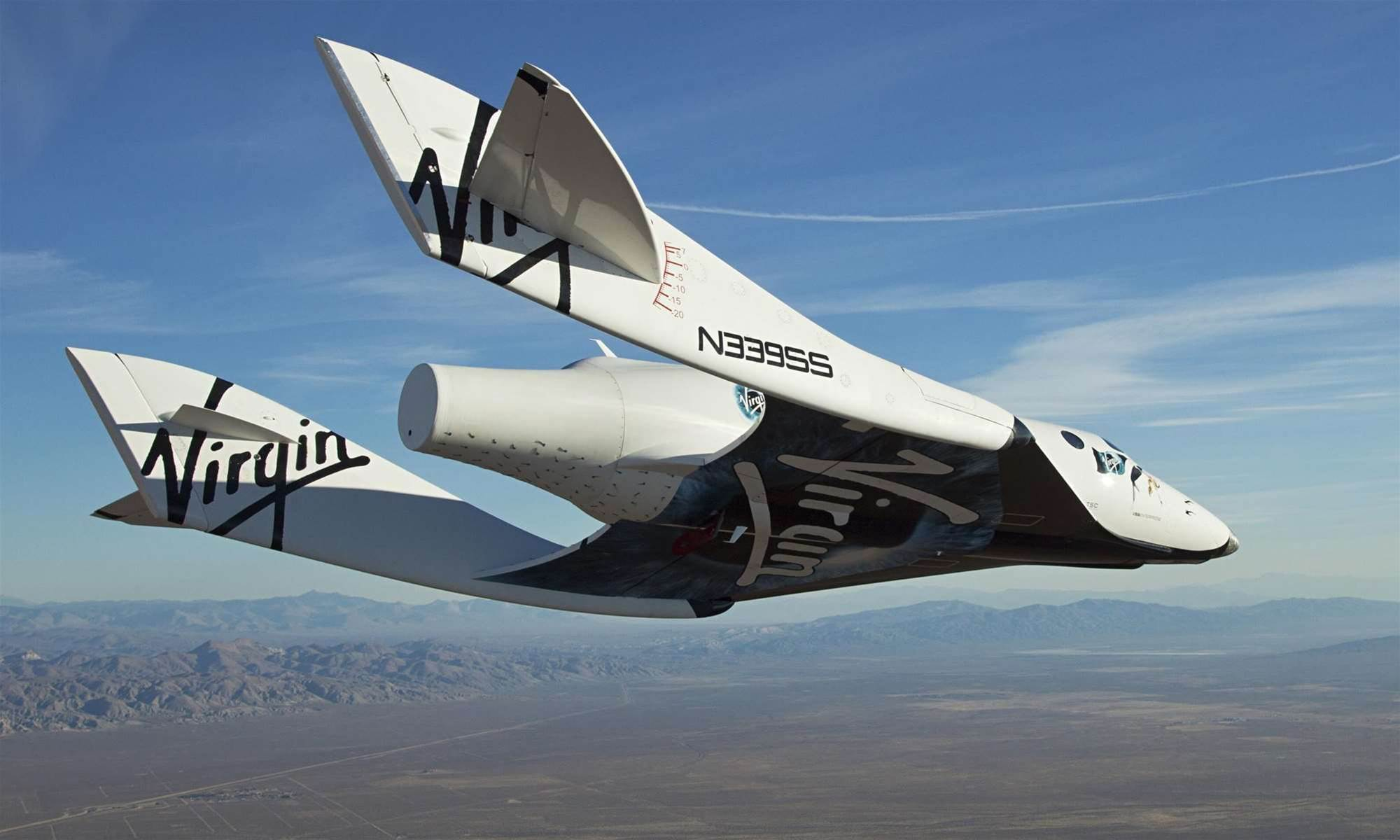 Virgin Galactic's SpaceShipTwo Crashed During A Mojave Test Flight [Developing]