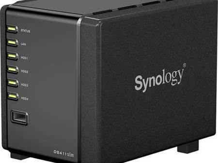 Synology's DS411 Slim reviewed: a baby NAS for unique needs