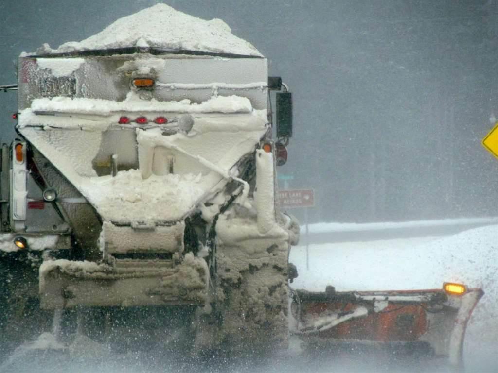 Salt Prices Skyrocket As Temperatures Plummet