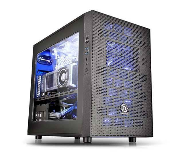 Thermaltake launches new case range in Las Vegas
