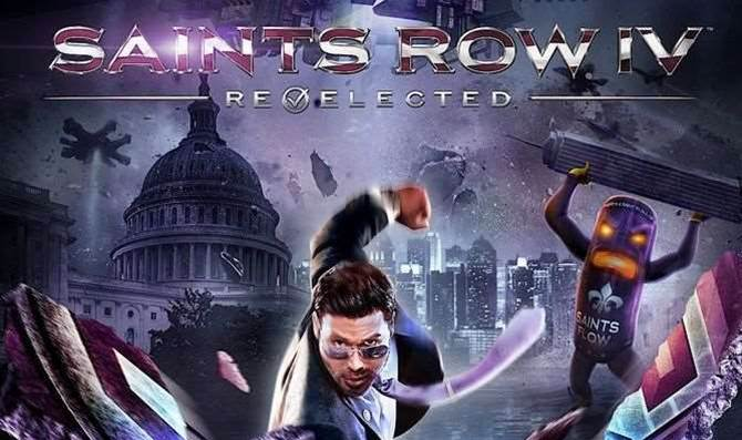 Wrong version of Saints Row IV: Re-elected released in Australia