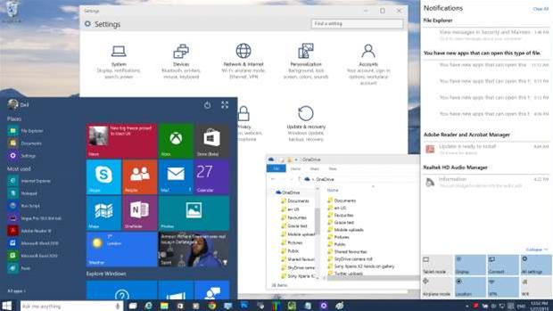 Review: why Windows 10 no longer feels like Windows 8