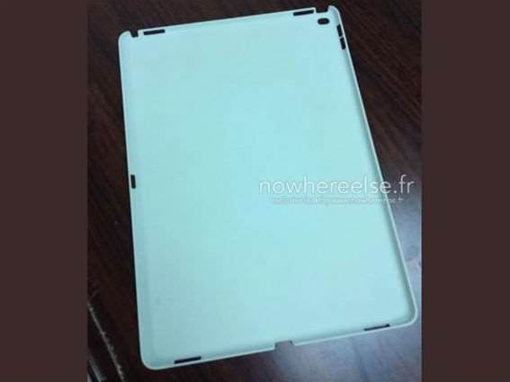 Leaked iPad Pro case points to the largest Apple tablet yet
