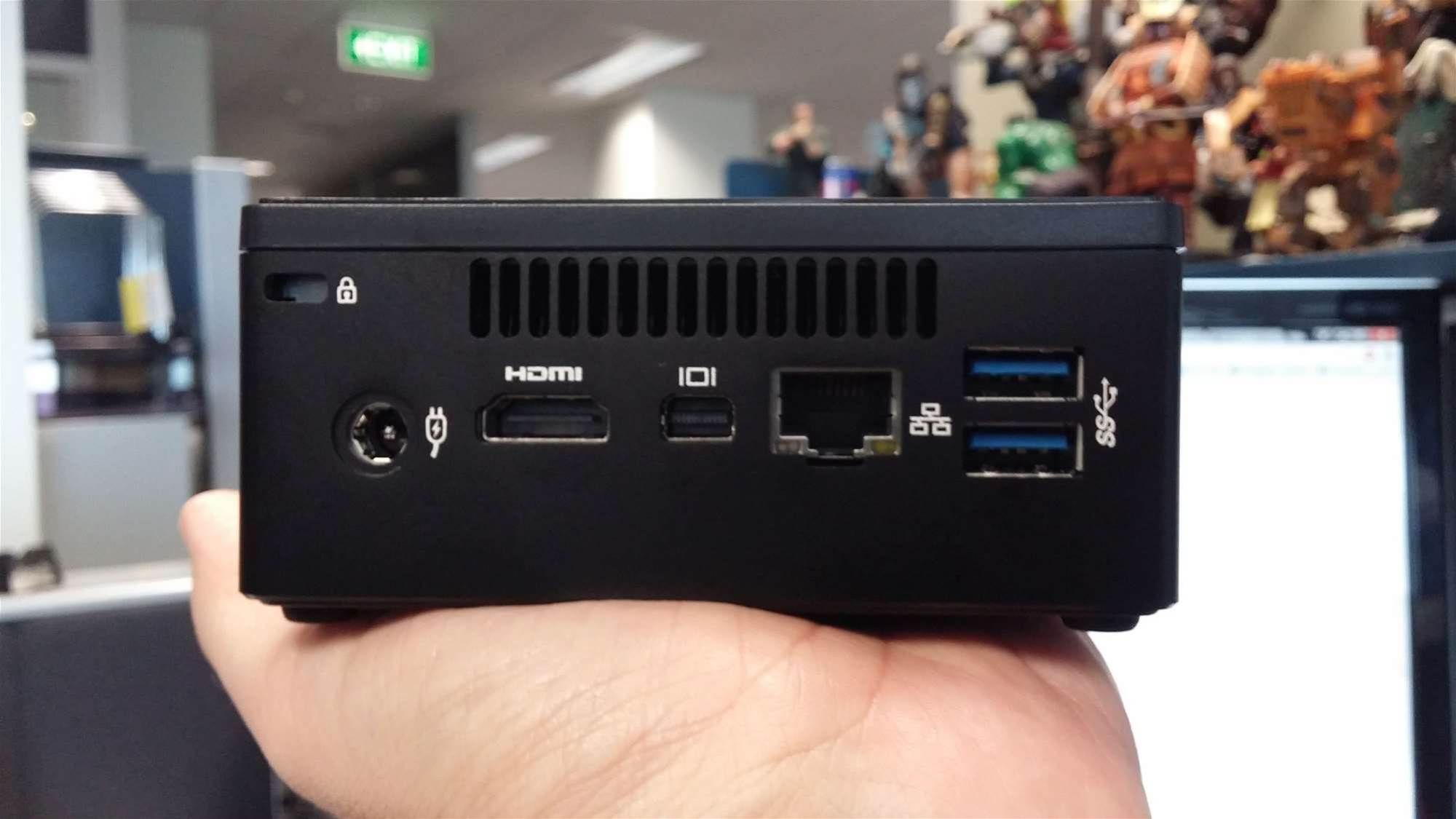 GIGABYTE's new Brix S is a super-powered NUC-alike