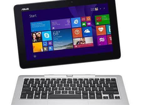 Asus's Transformer Book T200TA reviewed: