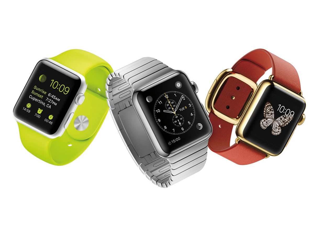Apps are being tweaked for the Apple Watch