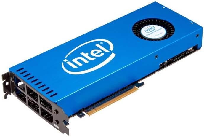 Intel Announces Knights Landing GPU