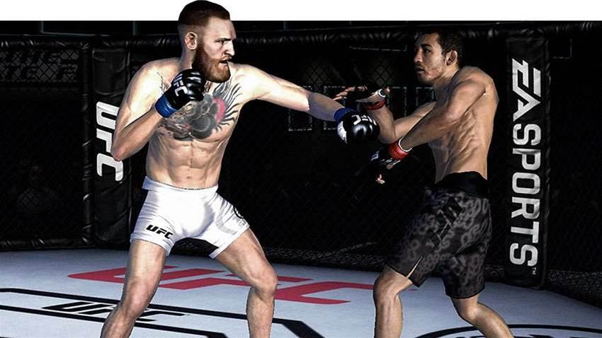 EA Sports UFC goes mobile