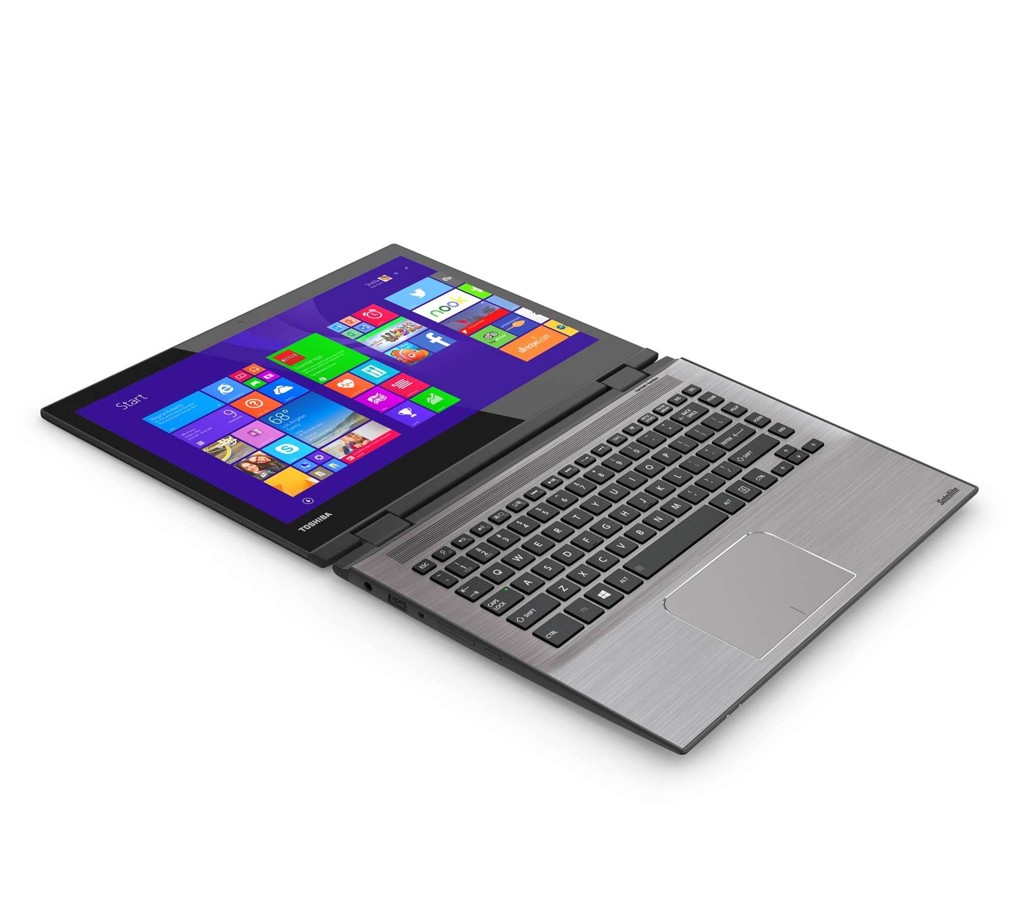 Toshiba launches 2015 mobile range