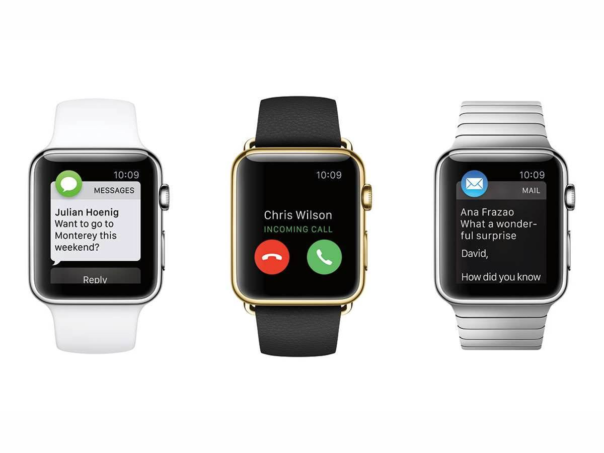 Apple confirms native Apple Watch apps are coming