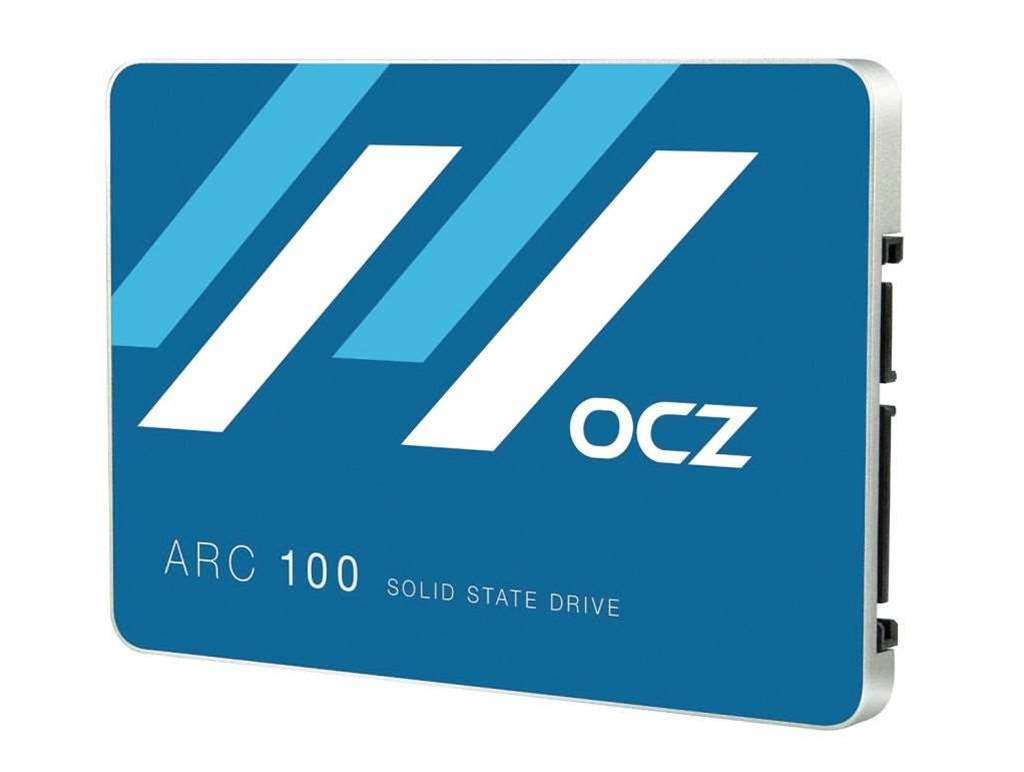 One Minute Review: OCZ ARC 100 SSD 240GB