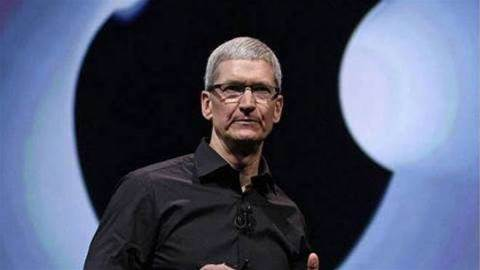Apple's Tim Cook fires shots at Google over privacy