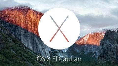 Apple unveils OS X El Capitan at WWDC