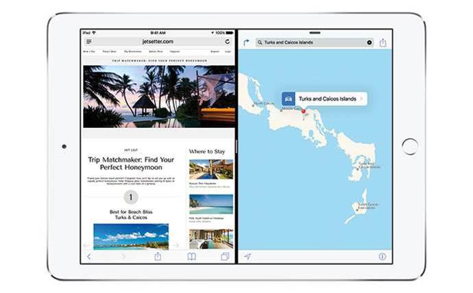 Hands on: Apple iOS 9 preview