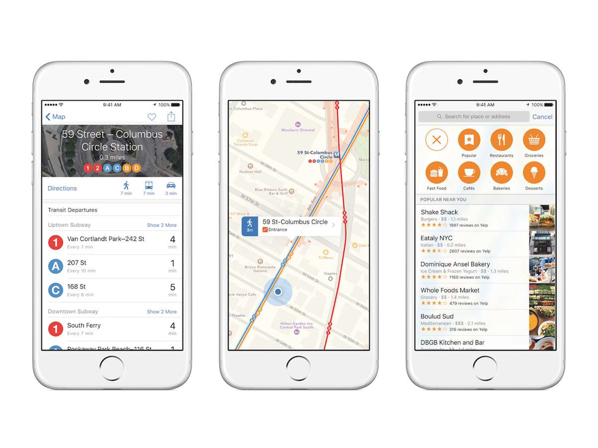 Apple Maps to add street view
