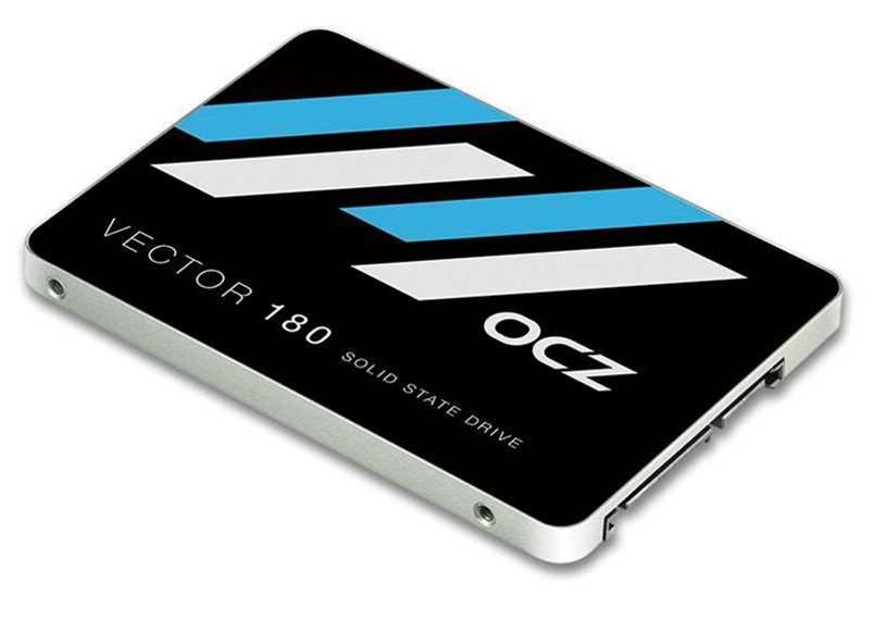 One Minute Review: OCZ Vector 180 SSD