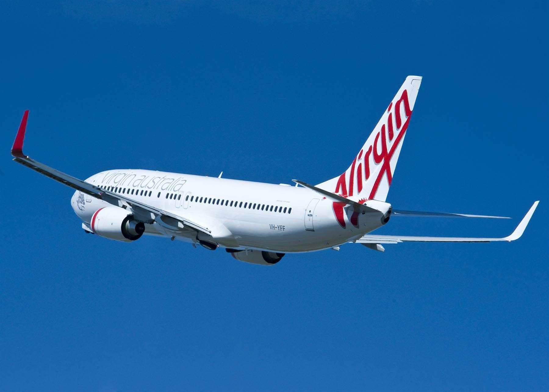 Optus outage downs Virgin Australia's check-in system