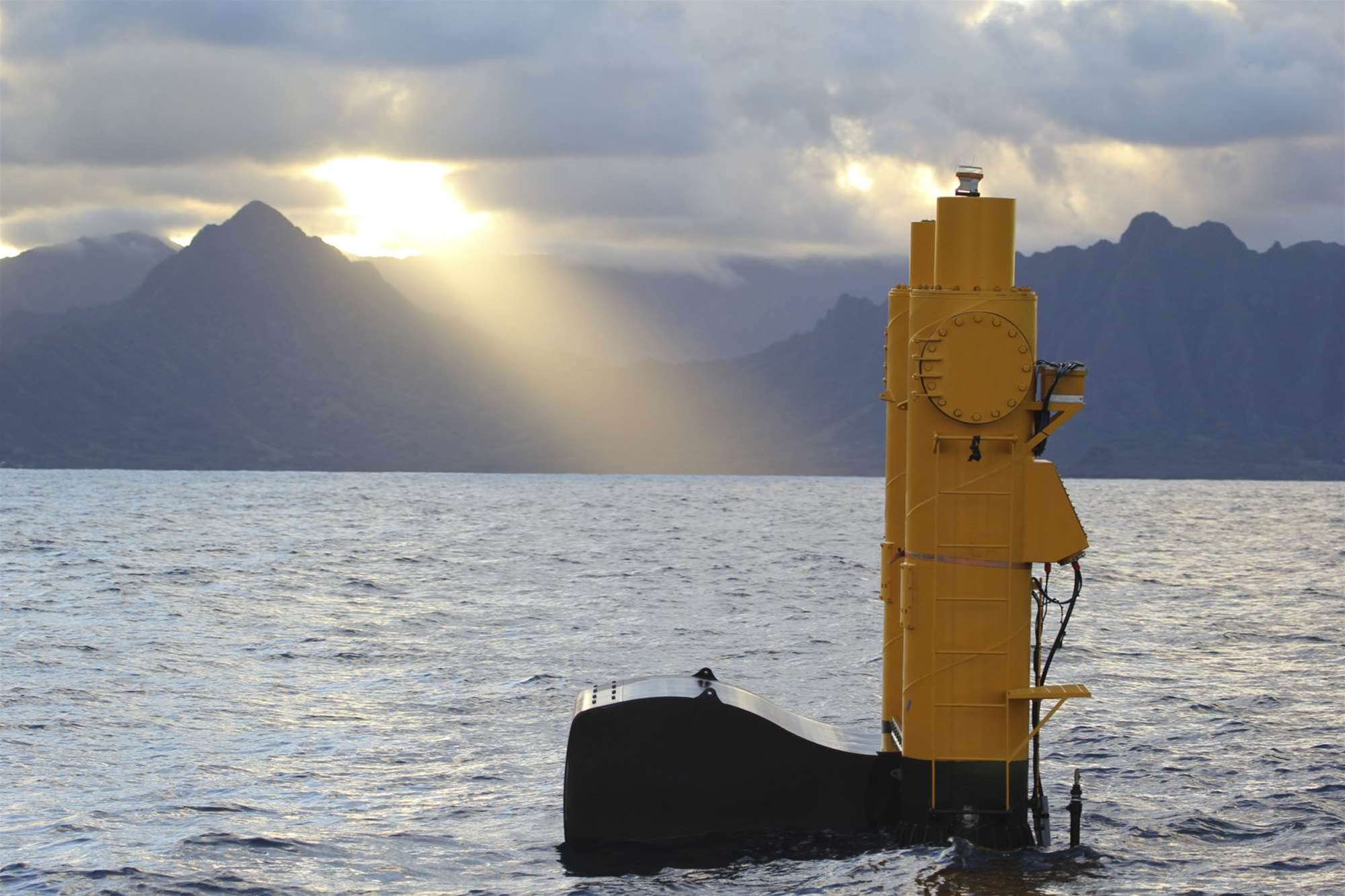 For The First Time, Waves Are Adding Power To The US Grid