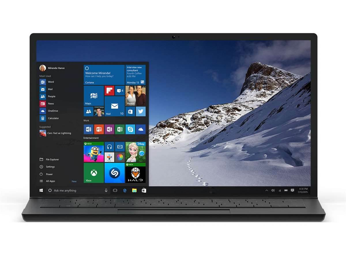 Windows 10 PCs will not be available for the OS launch on 29 July