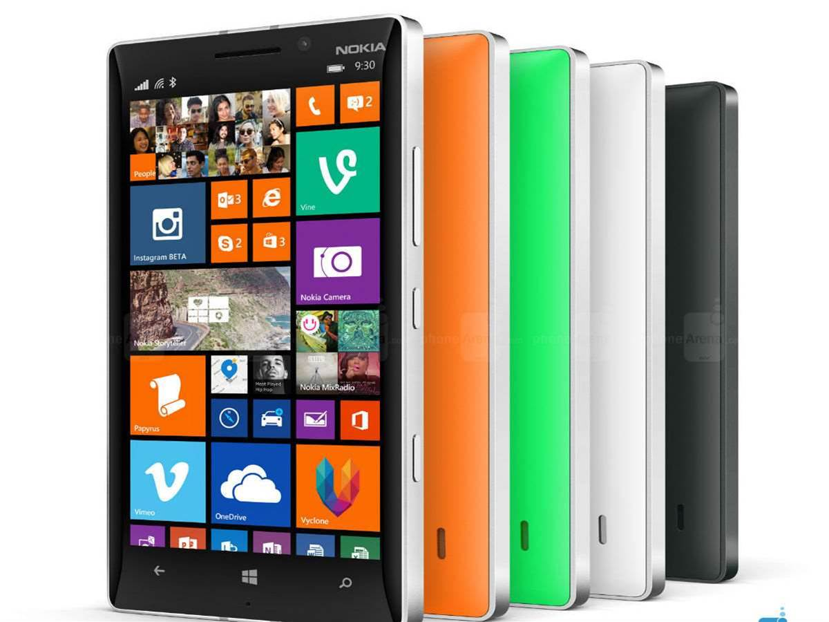Microsoft's first Windows 10 smartphones leaked