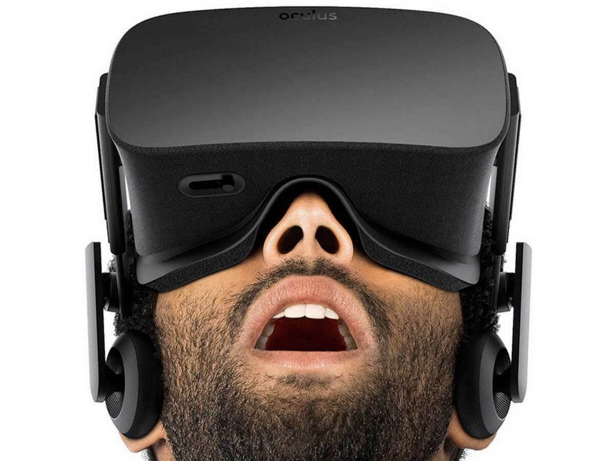 How far is too far on the Oculus Rift?