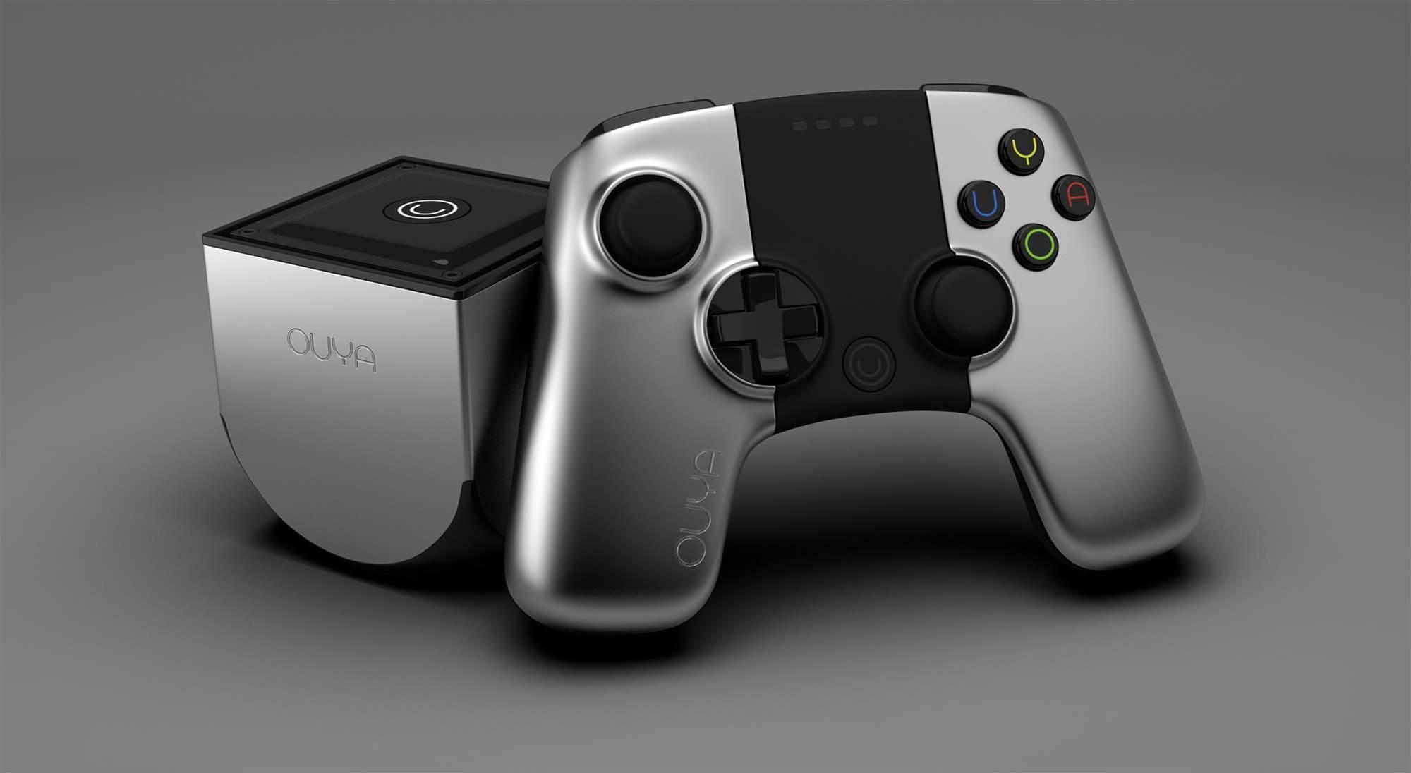 Razer buys open-source console-maker Ouya
