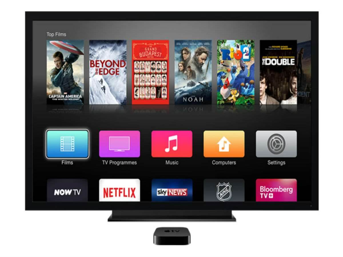 Thinner Apple TV with Siri and touchpad remote expected in September