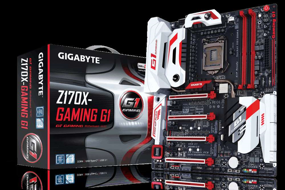 Review: Gigabyte GA-Z170X Gaming G1